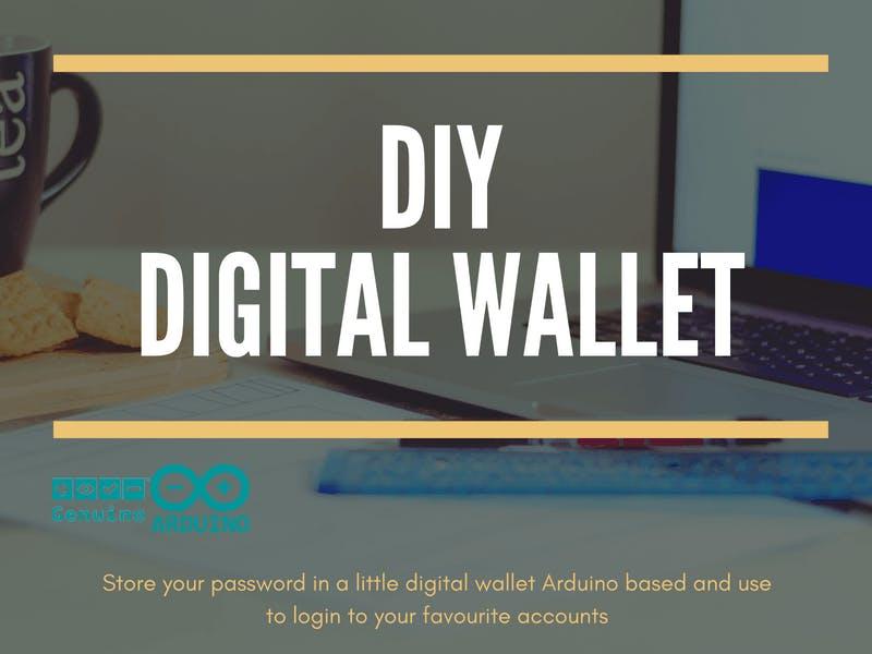 Arduino-Based Digital Wallet
