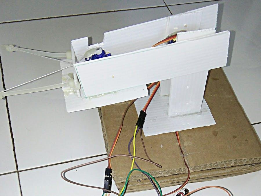 Miniature RoboticArm