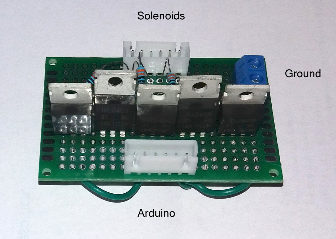 Arduino Conversion Of An Em Pinball Machine This Diagram Shows Just How Easy The Disconnect Wires Solenoid
