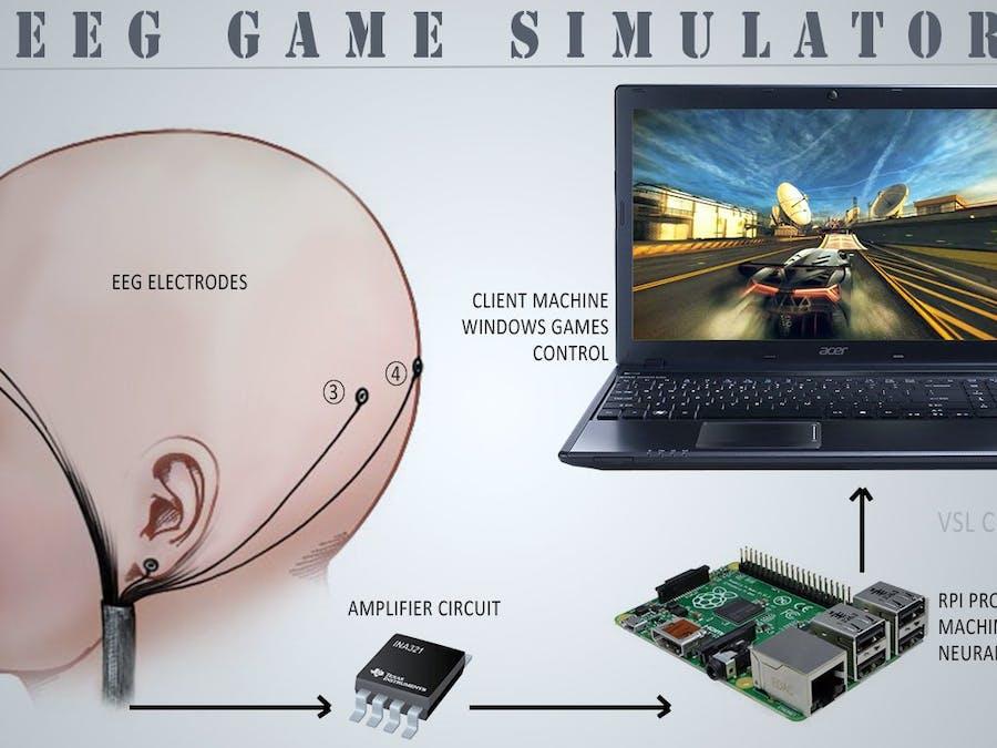 Brain Game Simulator - Hackster io