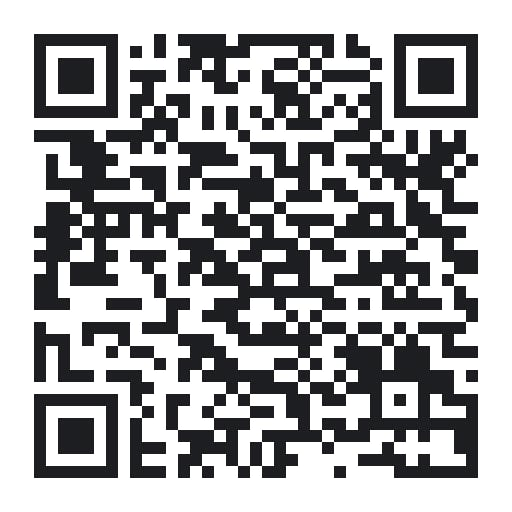 QR code for our Blynk app