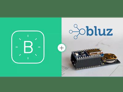Blynk Meets Bluz