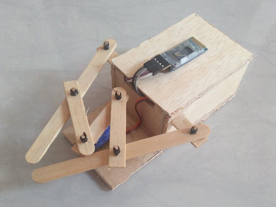 Portable Drone Claw