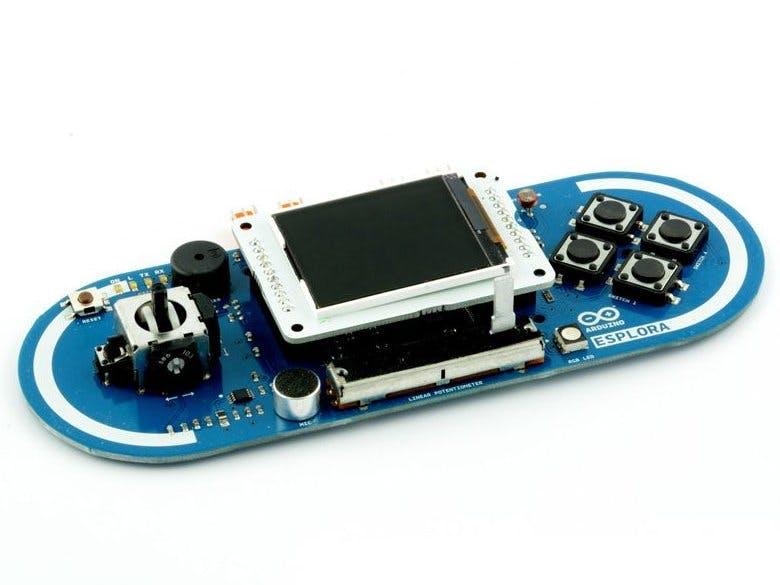 Arduino WiFi Robot Controller