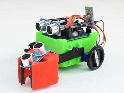 LittleBot Budget: Affordable Arduino Robotics Kit