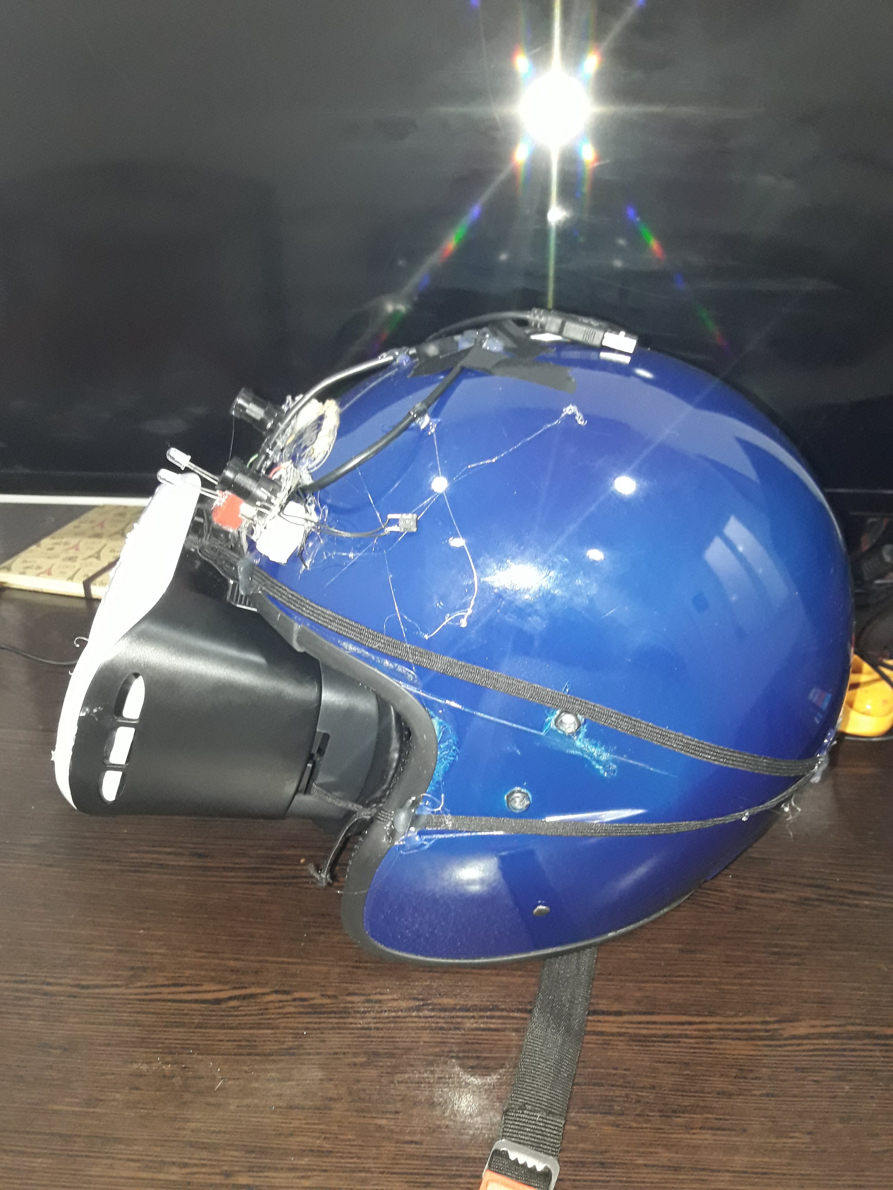 Mayday Helmet