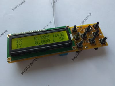 CNC Controller for Laser