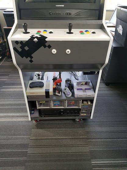 Retro Game Station - Hackster io