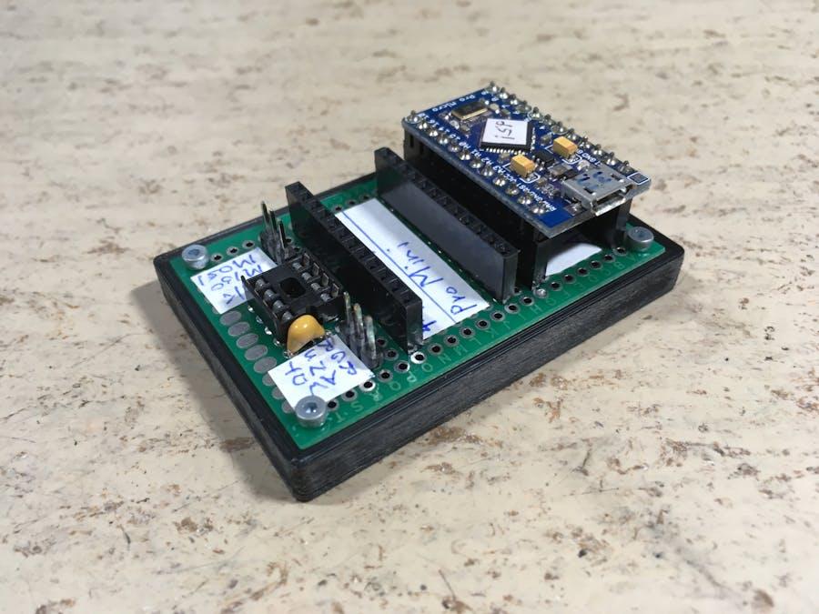 DIY Arduino ISP Programmer for ATmega328P and ATtiny85