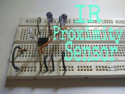 DIY IR Proximity Sensor