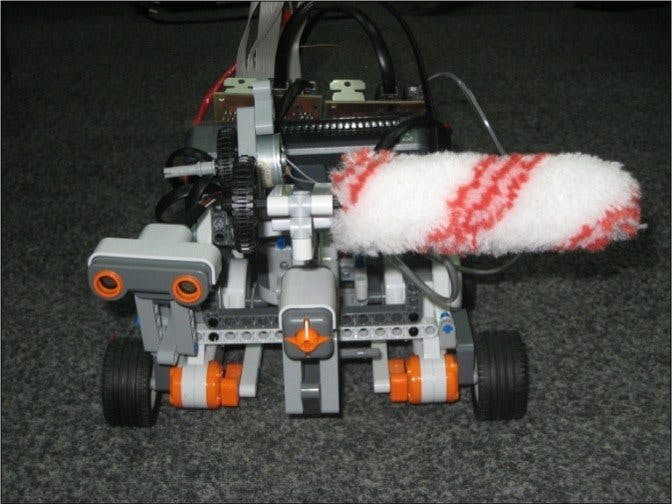 How to Use LEGO Mindstorms NXT with LabVIEW and myRIO