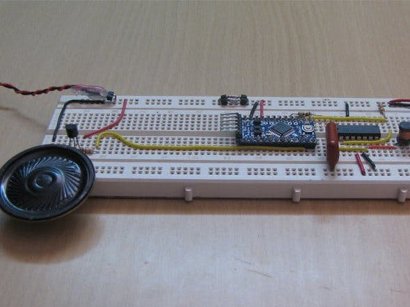 Metal Detector Using Arduino - Hackster io