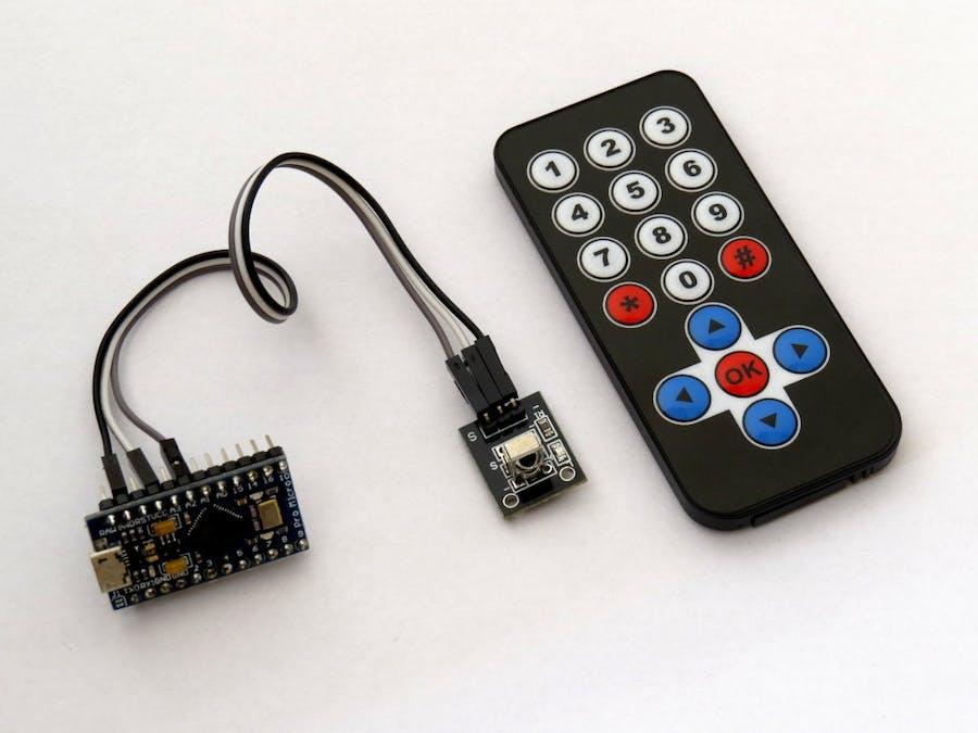 IR Remote Control for Presentation PC