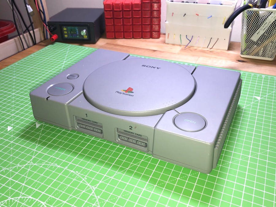 Make Your Own PlayStation Classic