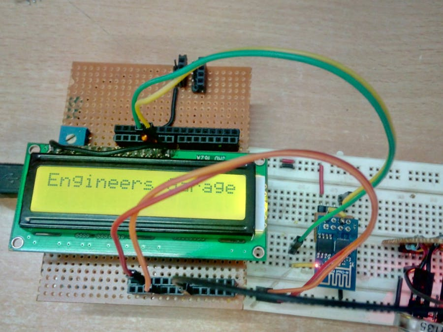 Arduino Based Air Quality Monitoring IOT Project - Hackster io