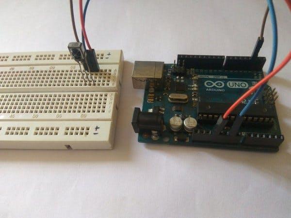IR Remote Decoder Using Arduino - Arduino Project Hub