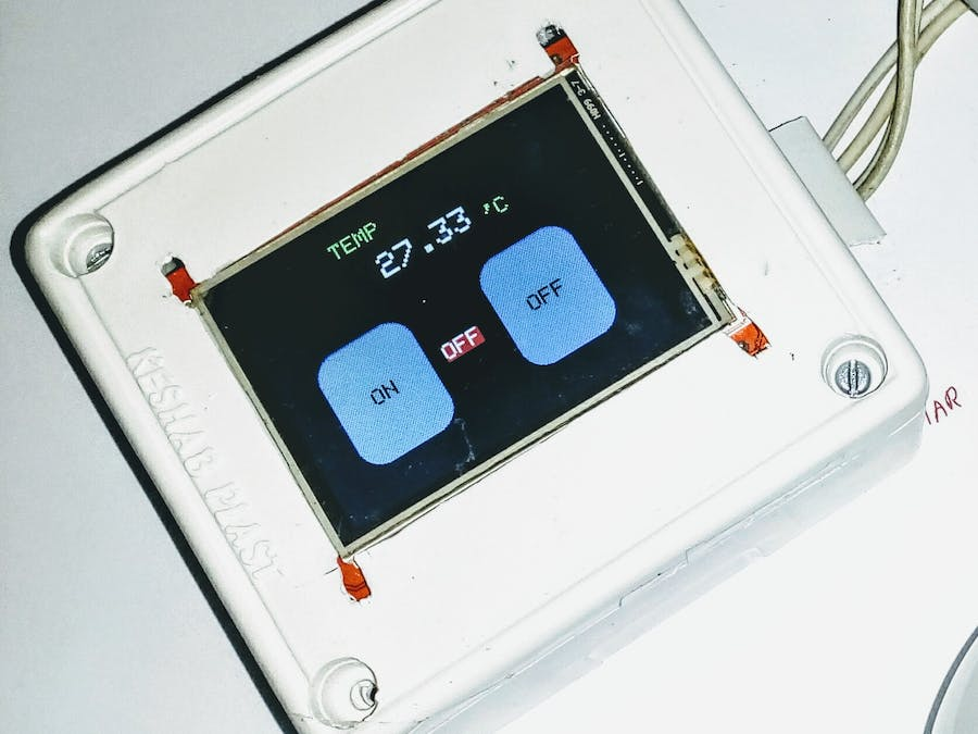 Smart Touch Switch Board