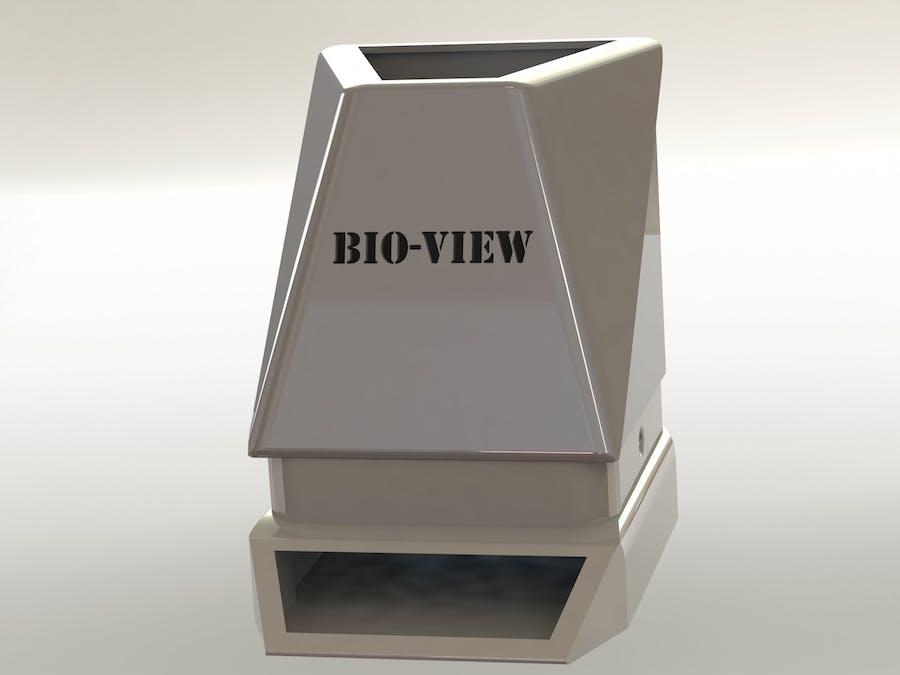 UW-Makeathon Bio-View: A modular bioreactor for cell culture
