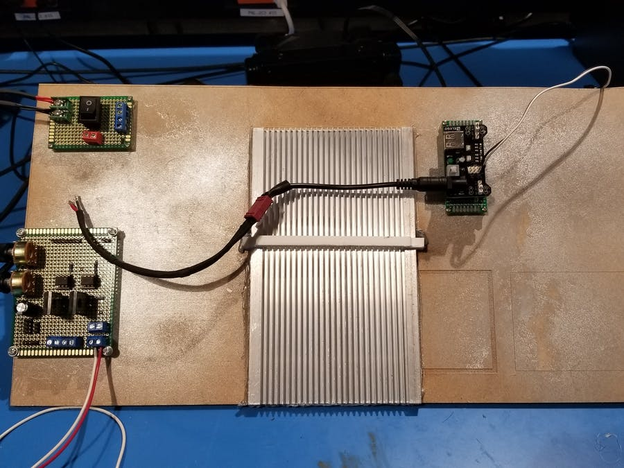 UW-Makeathon: Fully Automated Watering System