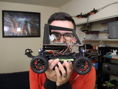 Project Kong: A Special Rover for Special Needs
