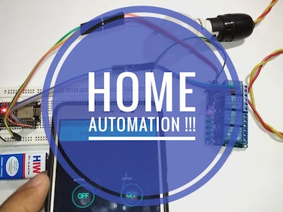 Home Automation: Control Your Appliances from Anywhere