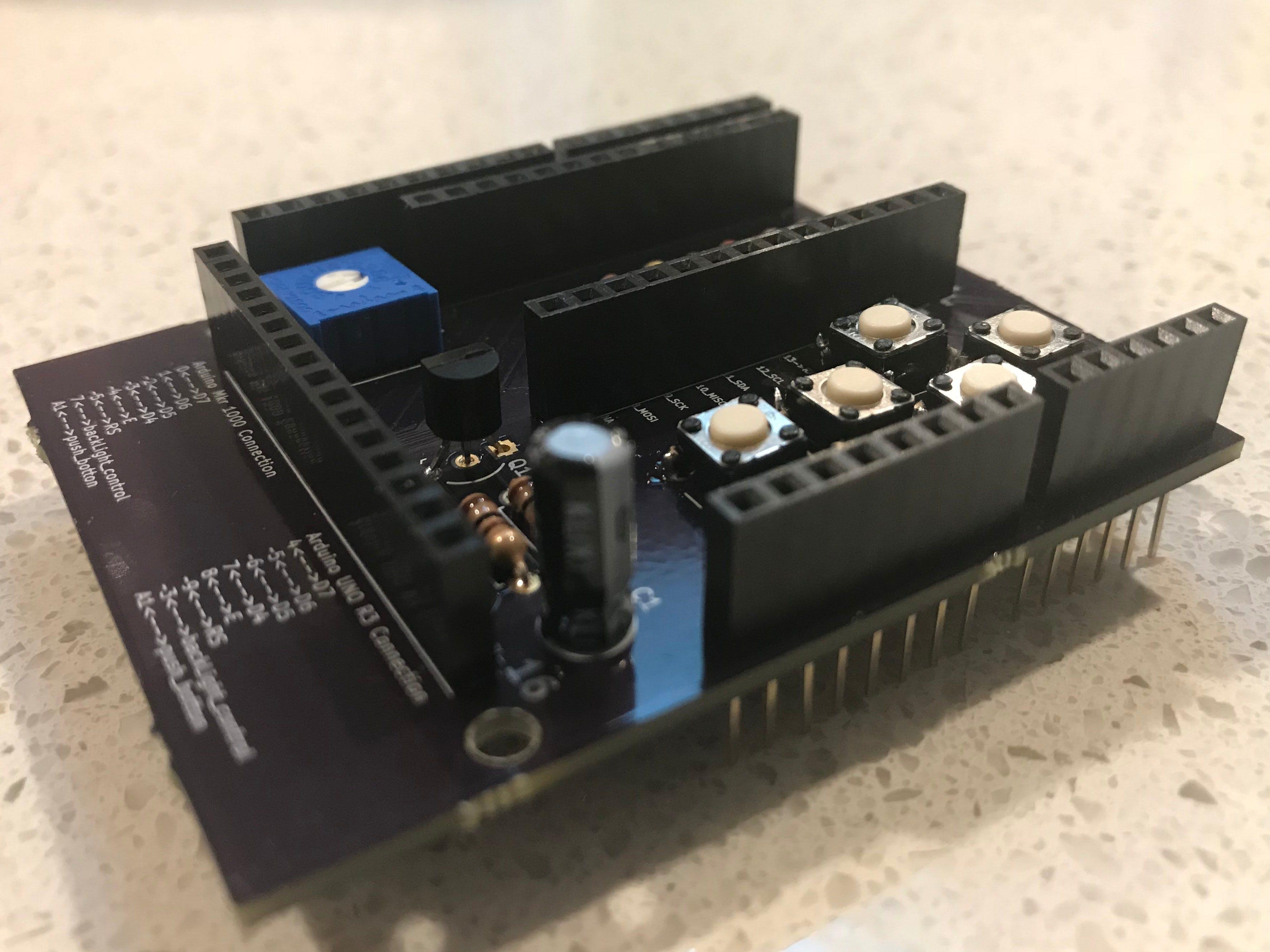 LCD1602MkrUnoShield