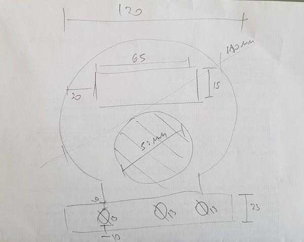 Paper case scheme