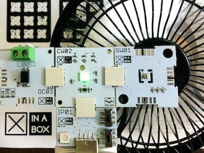Build a Temperature Controlled Desk Fan in Python