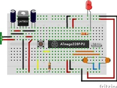 Standalone Arduino Applied in Projects