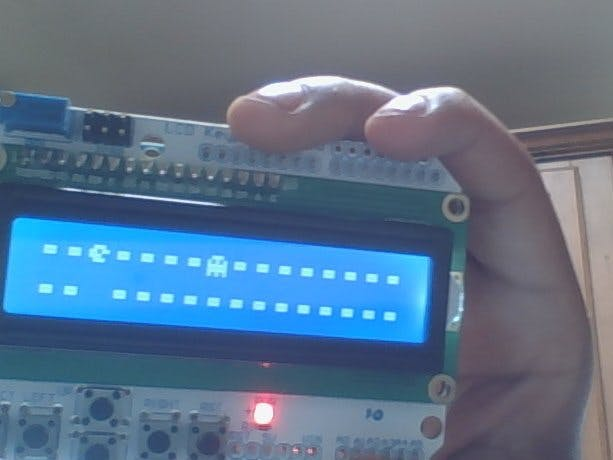 LCD Shield Pac-Man