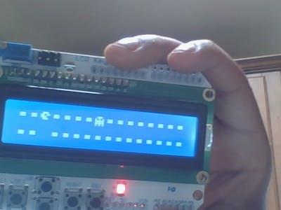 LCD Shield Pac-Man