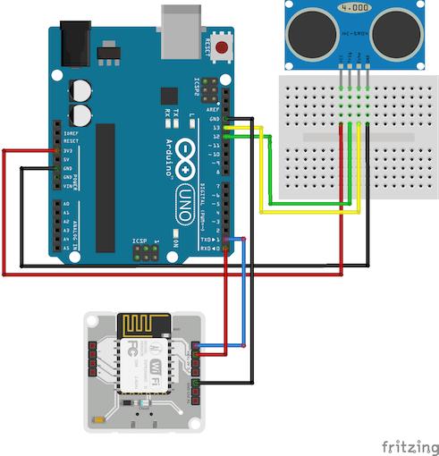 Bolt + Arduino