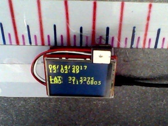 SAMD21 GPS Test Guide - Hackster io