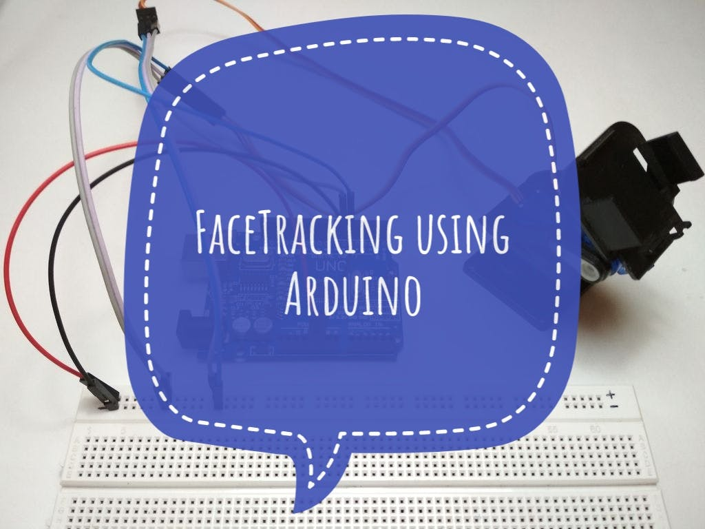 Face Tracking Using Arduino
