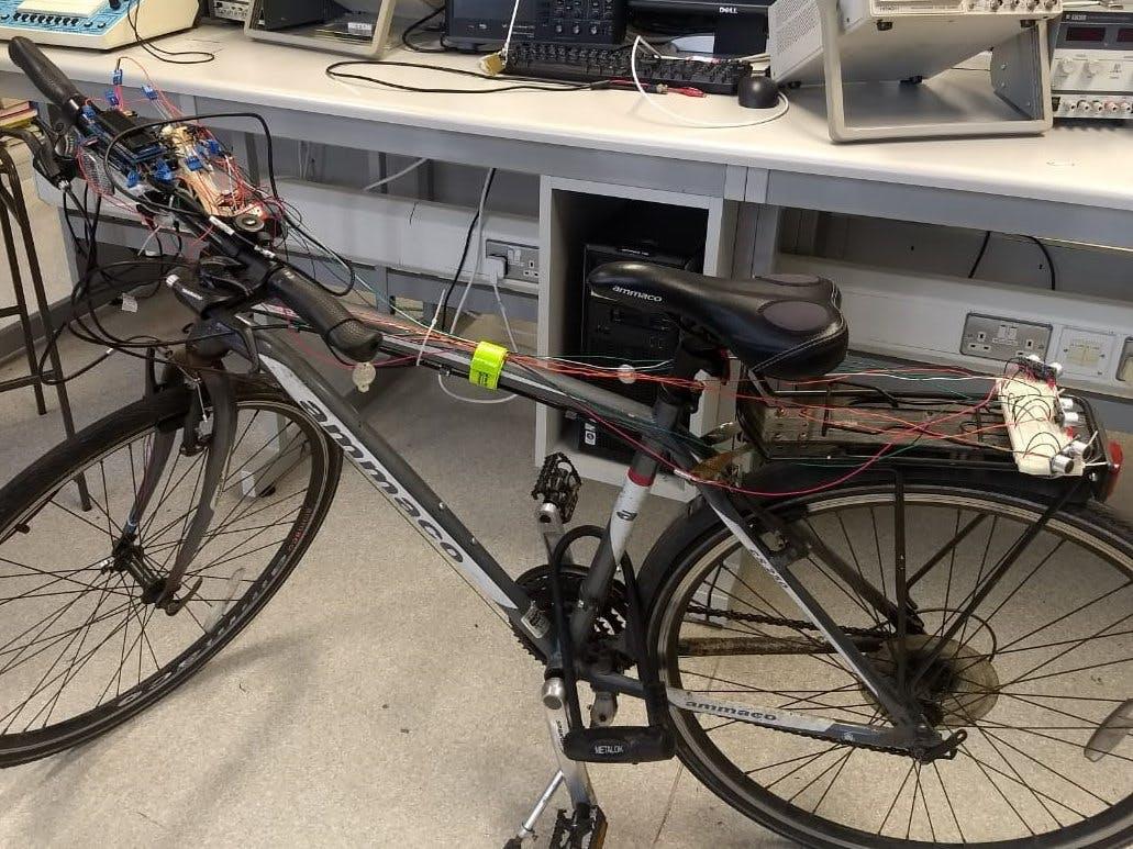 Smart Bicycle