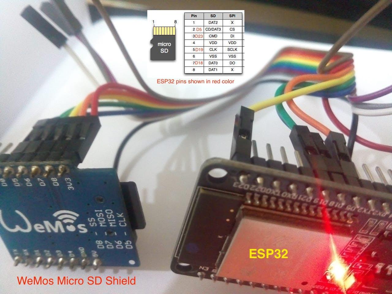 Sqlite3 Library for ESP32 Arduino Core - Hackster io