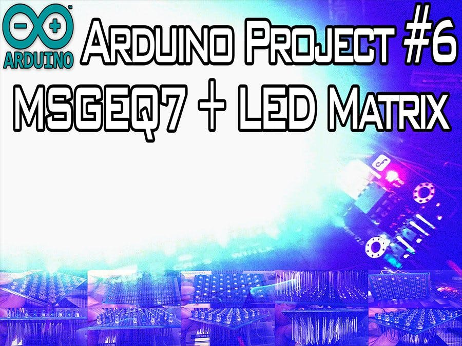 Arduino Project#6 [The Sequel to Project #5]