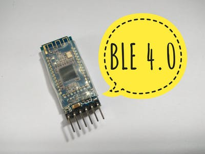 Control Your Projects with Bluetooth Low Energy