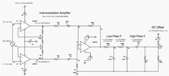 Portable Electrocardiograph (ECG) - Arduino Project Hub