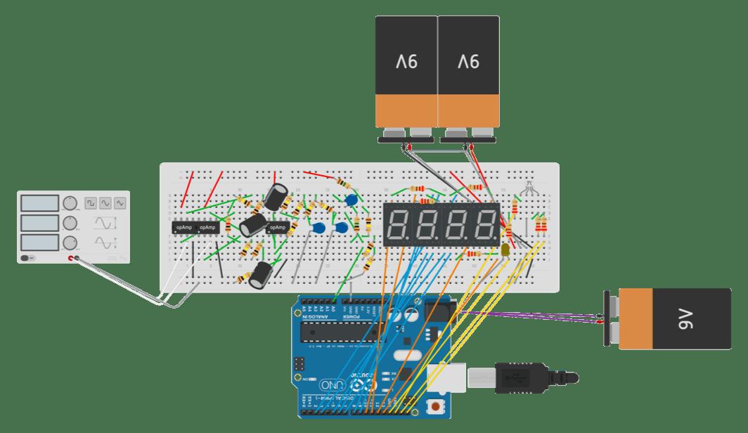 Portable Electrocardiograph (ECG) - Hackster io