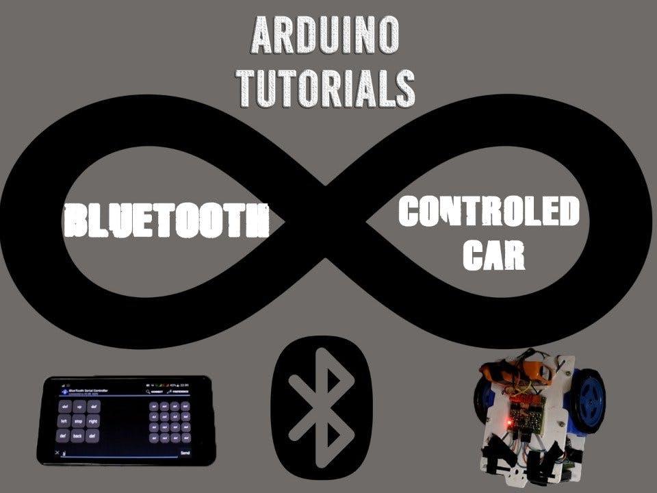 Bluetooth-Controlled Arduino Robot