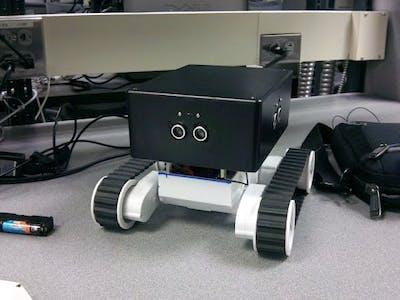 Autonomous Robot with SLAM Capabilities