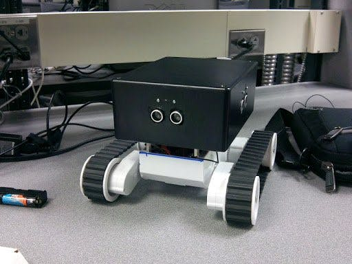 Autonomous Robot with SLAM Capabilities - Hackster io