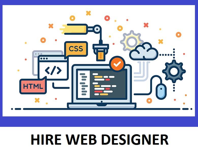 Hire web designer in usa | hire website developer in usa