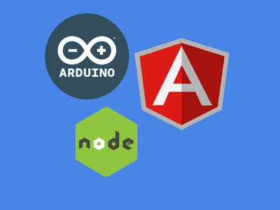Working with Arduino, Node.js and Angular