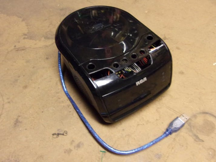 Car Console Computer