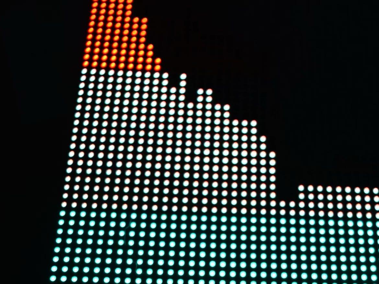 Raspberry Pi Audio Spectrum Display