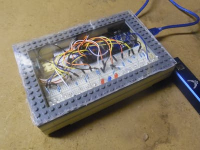 Arduino Game to Test Your Reflexes!