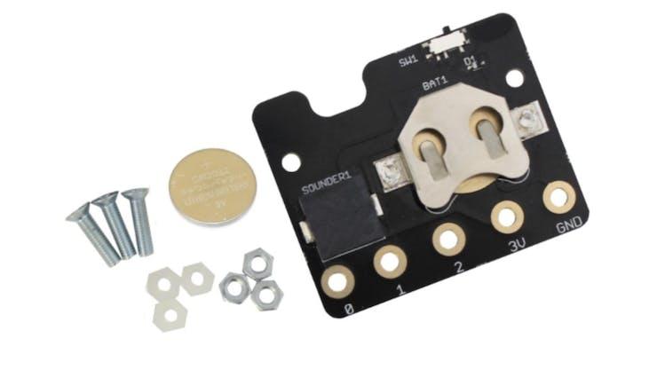 Kitronik MI: Power Board Kit