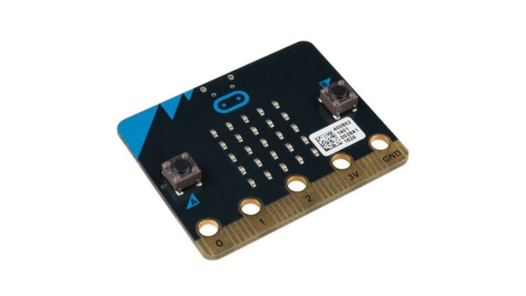 BBC Microbit Motherboard